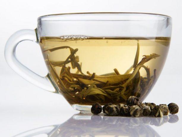 silver needle white tea benefits